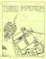 Third Imperium Issue #10 Cover